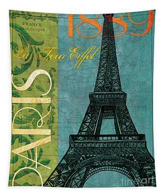 La Tour Eiffel Tapestries