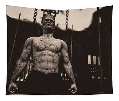 Frankenstein's Science Tapestry
