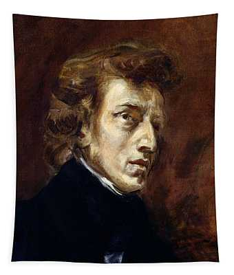 Frederic Chopin  Tapestry