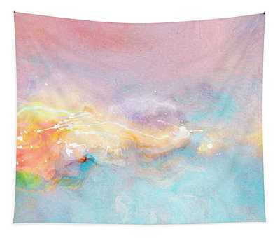 Freedom - Abstract Art Tapestry