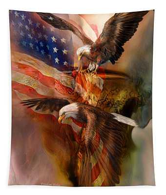 Freedom Ridge Tapestry