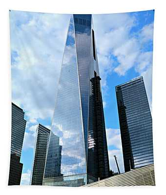 Freedom Tower Tapestry