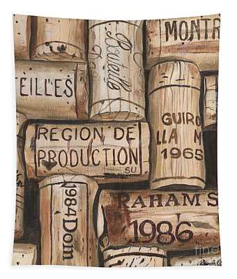 French Corks Tapestry