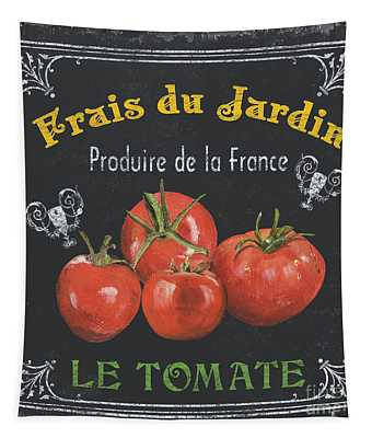 French Vegetables 1 Tapestry
