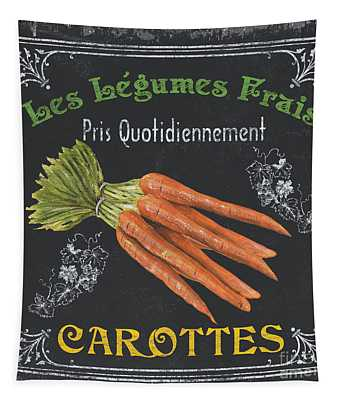 French Vegetables 4 Tapestry