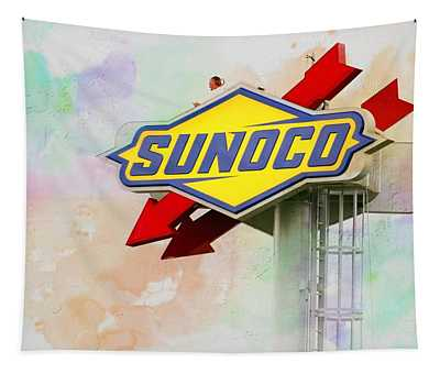 From The Sunoco Roost Tapestry