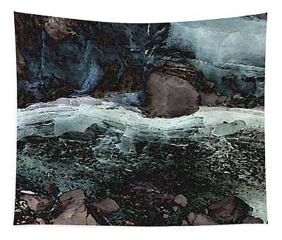 Frozen Cave Tapestry
