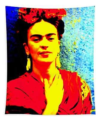 Funky Frida IIi Tapestry