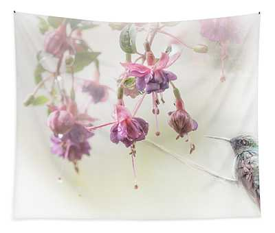 Fuschia Dreams Tapestry