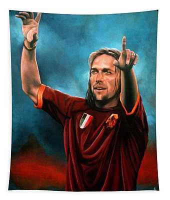 Gabriel Batistuta Tapestry