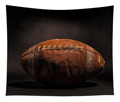 Game Ball Tapestry