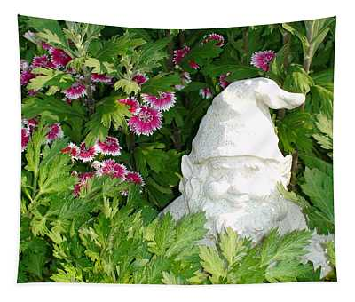 Garden Gnome Tapestry