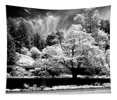 Garden Tree Tapestry