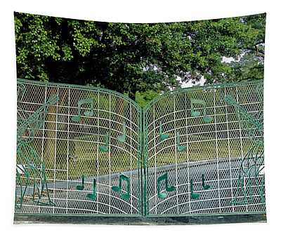 Gates To Graceland Tapestry