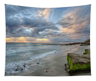 Gentle Sunset Tapestry