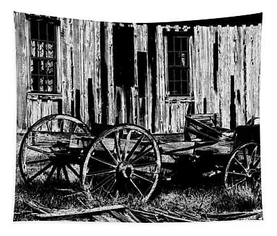 Ghost Of The Town Tapestry