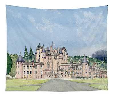 Glamis Castle Tayside  Tapestry