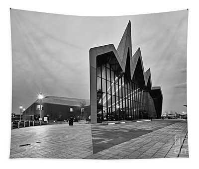 Glasgow Riverside Transport Museum Tapestry