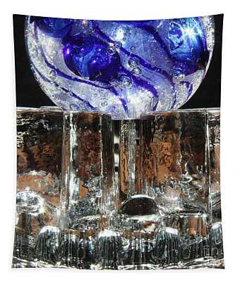 Glass On Glass Tapestry