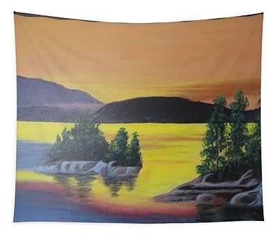 Glorious Sunrise Tapestry