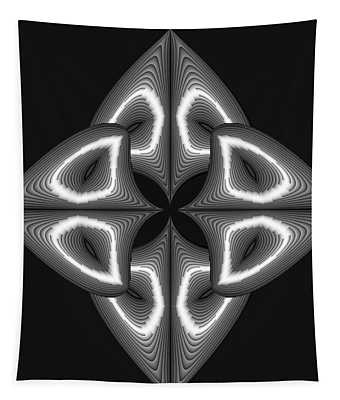 Glow In Darkness Tapestry