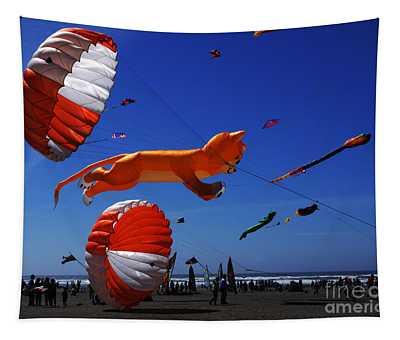 Go Fly A Kite 1 Tapestry