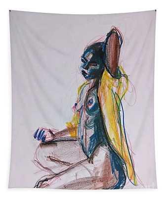 Goddess Tapestry