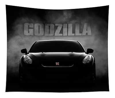 Godzilla Tapestry