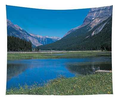 Golden British Columbia Canada Tapestry