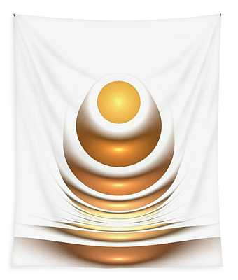 Golden Egg Tapestry