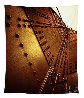 Golden Mile Tapestry