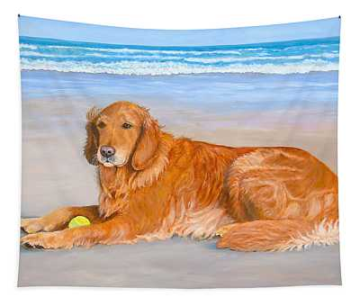Golden Murphy Tapestry