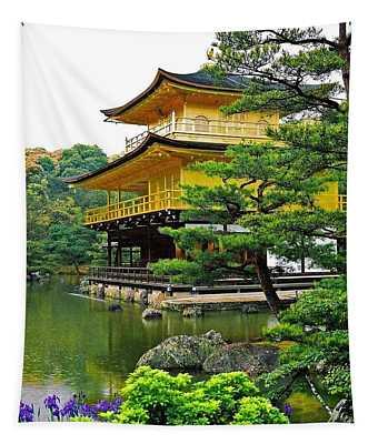 Golden Pavilion - Kyoto Tapestry
