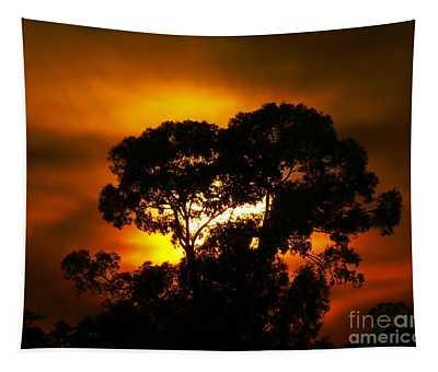 Golden Sunset... Tapestry
