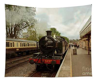 Goliath The Engine And Anna Tapestry