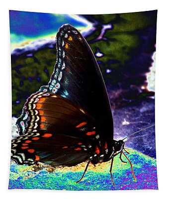 Gona-fly-butterfly Tapestry