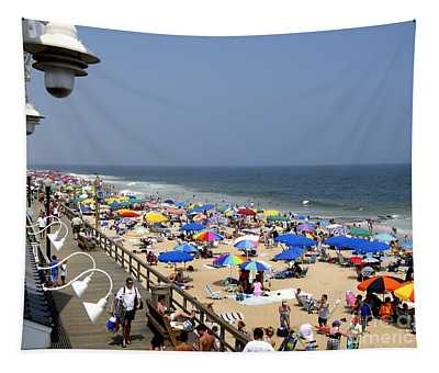 Good Beach Day At Bethany Beach In Delaware Tapestry