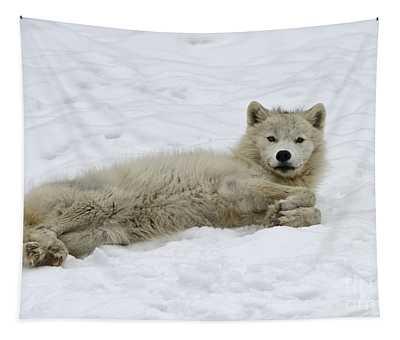 Good Wolfie ... Tapestry
