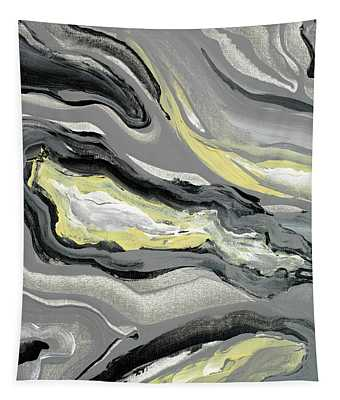 Graceful Geode Tapestry