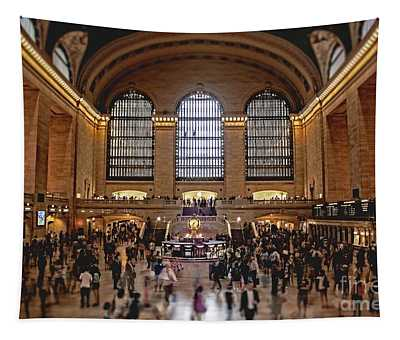 Grand Central Tapestry