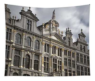 Grand Place Detail Tapestry