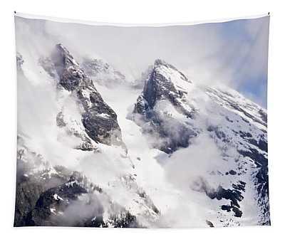 Grand Teton Glacier Tapestry