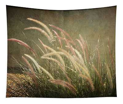 Grasses In Beauty Tapestry