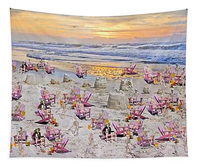 Grateful Holiday Tapestry