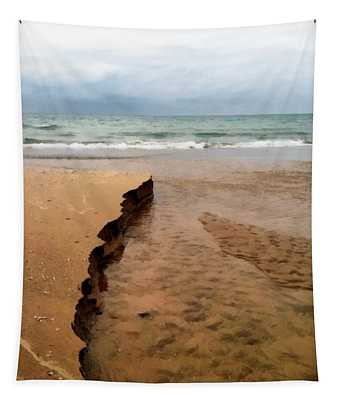 Great Lakes Shoreline Tapestry