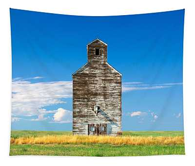 Great Plains Sentinel Tapestry