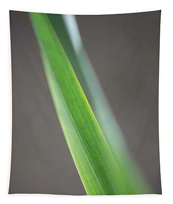 Green Abstract Tapestry