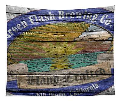 Green Flash Brewing Tapestry