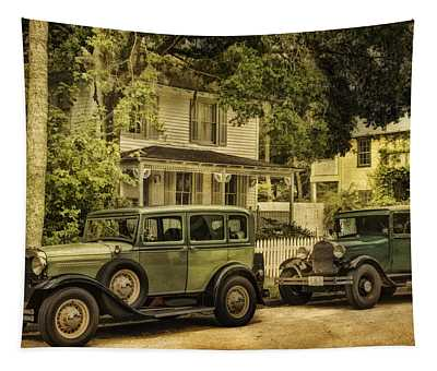 Green With Envy Tapestry