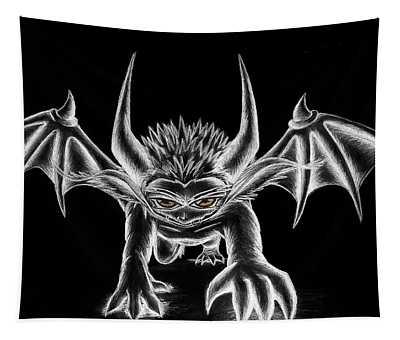 Grevil Chalk Tapestry